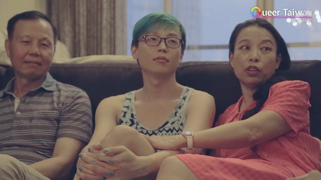 "Queer Taiwan - S1: E2 - ""My Own Stage"""