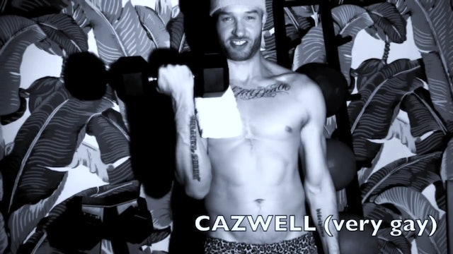 Cazwell's Fitness Tips_2011