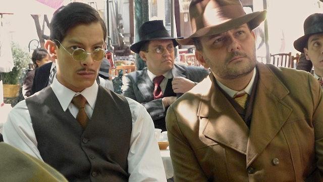 Eisenstein in Guanajuato - Trailer
