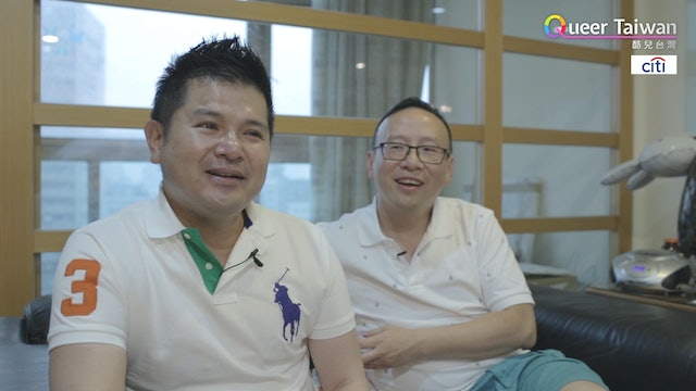"Queer Taiwan - S1: E4 - ""A Path to Happiness"""