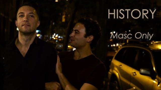 "History - S1: E5 - ""Masc Only"""