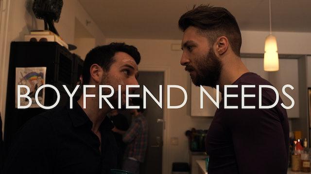 "History - S2: E1 - ""Boyfriend Needs"""
