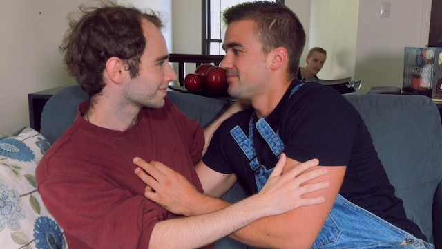 "Two Naked Gay Guys - S2 Briefs: E8 - ""Confrontation"""