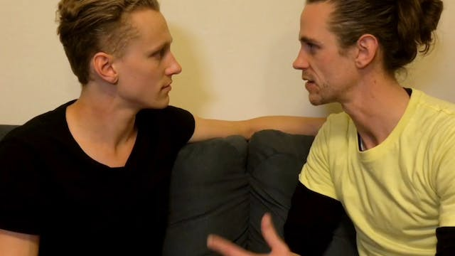 Two Naked Gay Guys - S2 Briefs: E15 -...