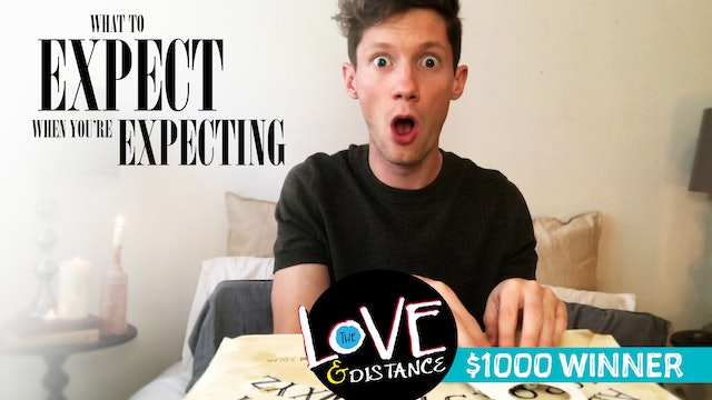 $1000 WINNER - 'What To Expect When You're Expecting' by Colin Sheehan