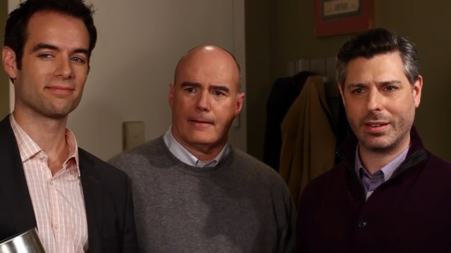 """He's With Me - S2: E6 - """"Surprise Dinner, Part One"""""""