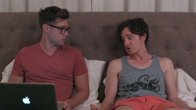 """Last Will & Testicle - S1: E2 - """"Anger"""""""
