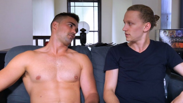 "Two Naked Gay Guys - S2 Briefs: E11 - ""Confidence"""