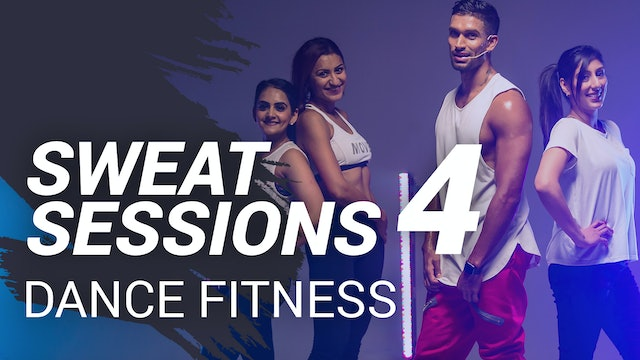 Sweat Session 4 | Dance Fitness