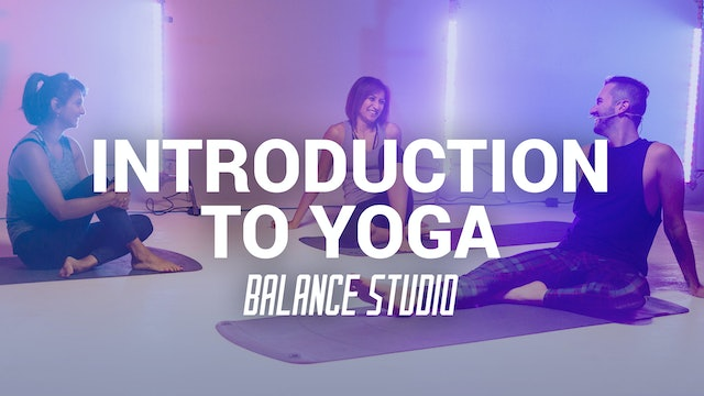 Introduction to Yoga - 15m
