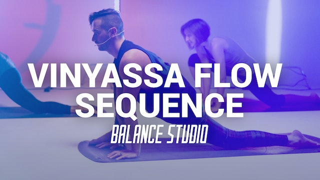 Vinyassa Flow Sequence - 8m