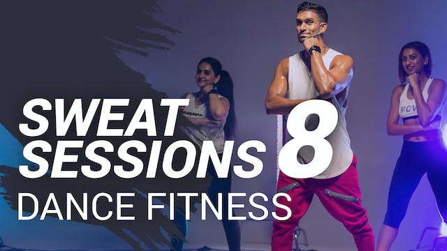 Sweat Session 8 | Dance Fitness