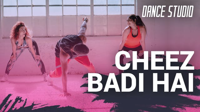 Cheez Badi Hai