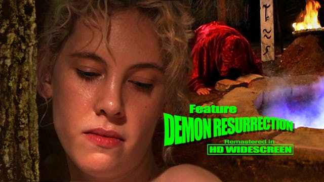 Demon Resurrection - 1080 HD Widescreen