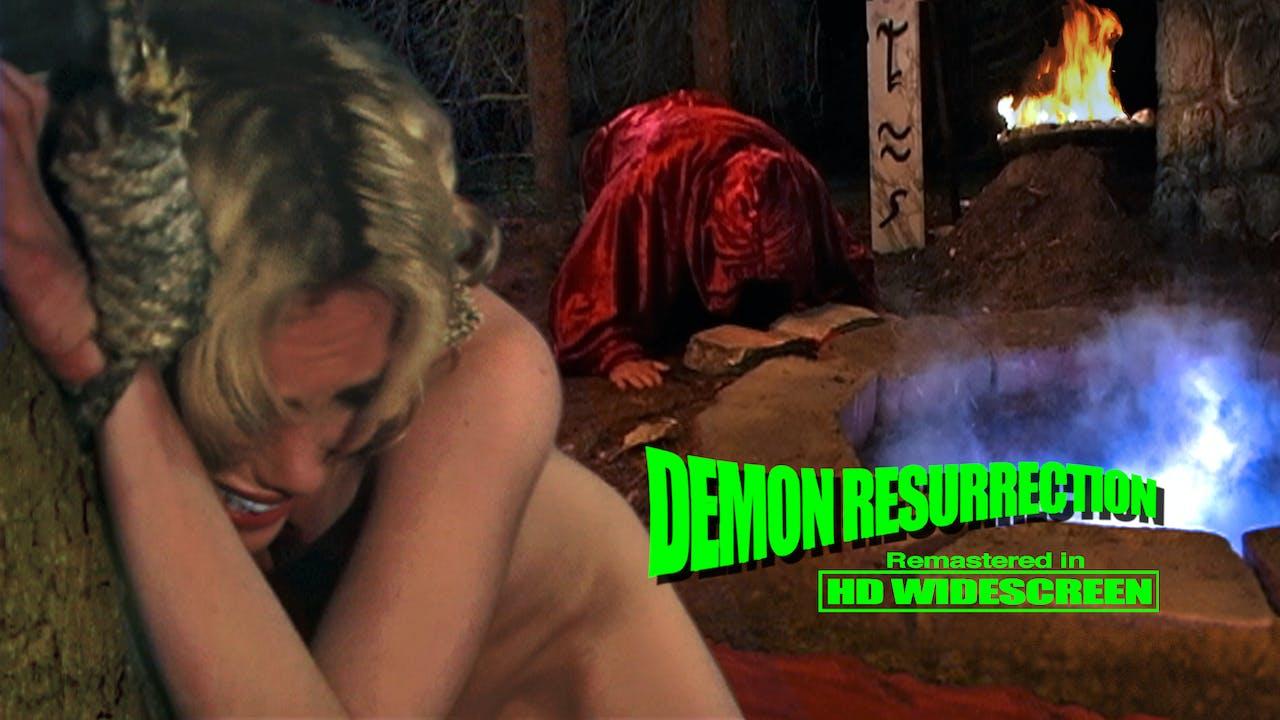Demon Resurrection – 1080 HD Widescreen
