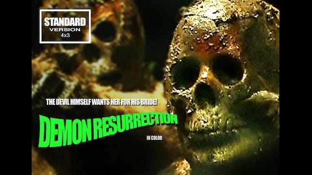Demon Resurrection - Standard Screen