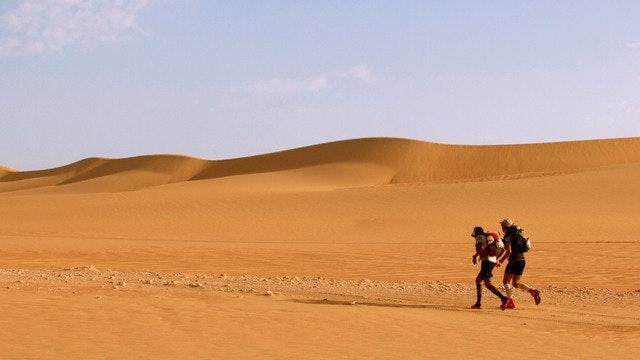 Desert Runners Feature Film