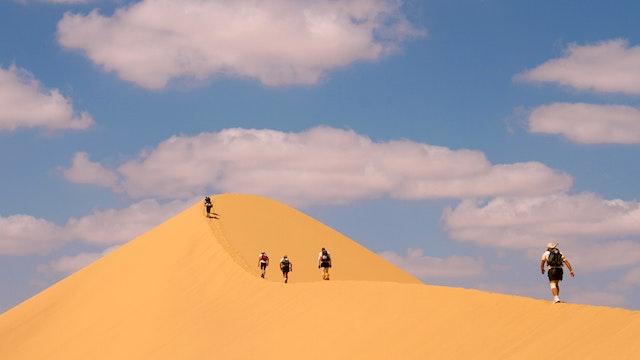 Desert Runners: Streaming