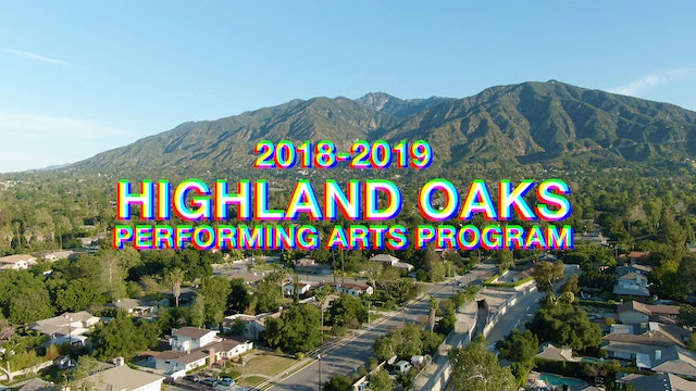 2018-2019 Performances Package