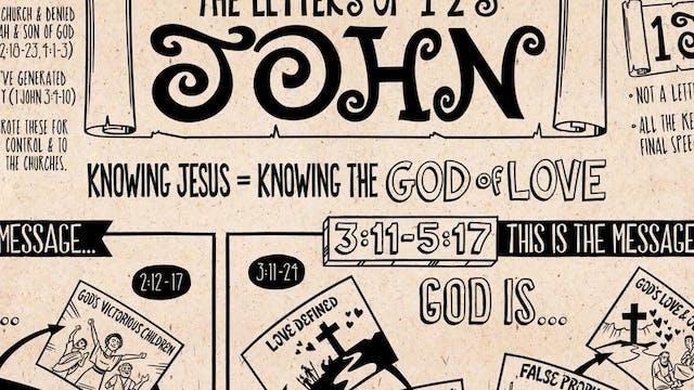 Read Scripture 1- 3 John