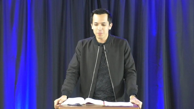 Encountering The Holy Spirit in Every Book of the Bible - Session 3