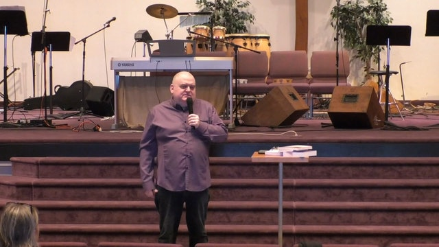 Prophetic Dream and Visions Day - Session 5