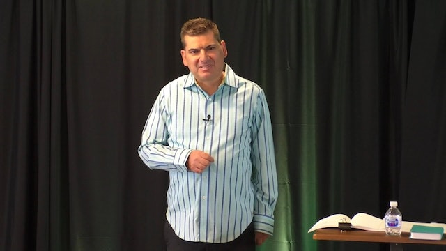Accelerated Healing - Session 20 - John Proodian