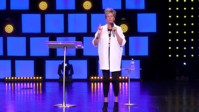 The Spirit Empowered Life - Session 20 - Beth Jones