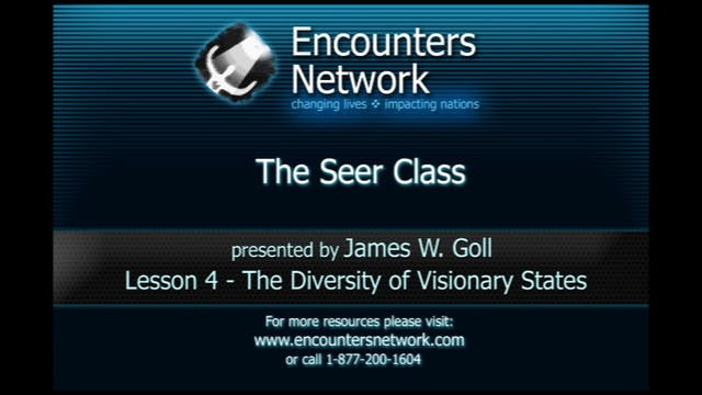 The Seer - The Diversity of Visionary...