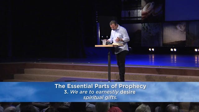 Basic Training for the Prophetic Ministry - Session 2 - Kris Vallotton