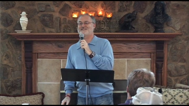 Prayer Storm - Fasting God's Way, Part 1 - James Goll