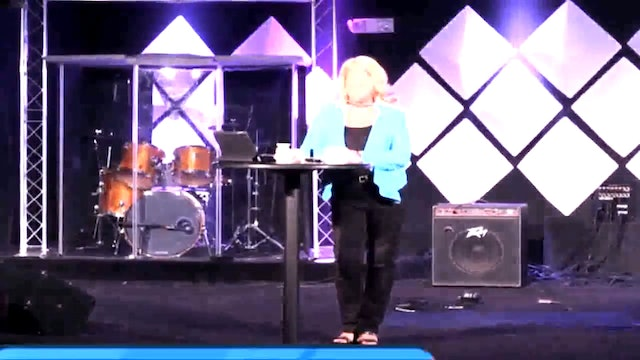 A Lady in Waiting - Session 2 - Jackie Kendall