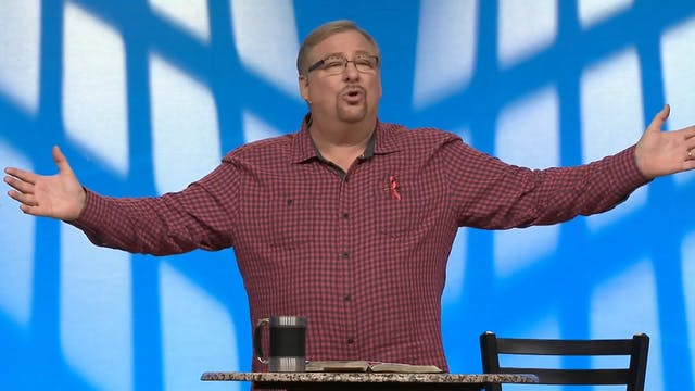 Rick Warren - How Your Life Can Be A ...