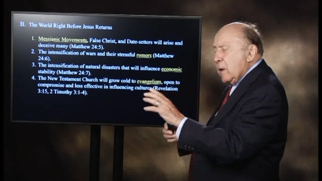 Survey Of The New Testament - Session 12 - Dr. Elmer Towns
