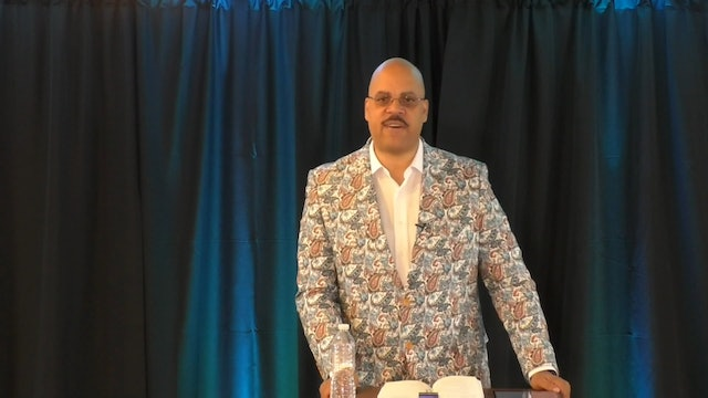 Supernaturally Prophetic Masterclass - Session 4 - John Veal