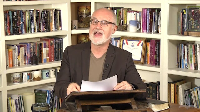 Hearing God's Voice Today - At the End of the Day - James Goll
