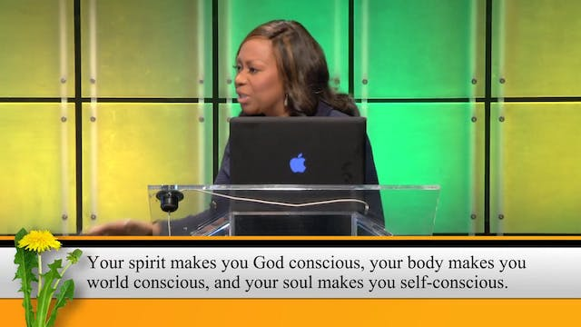 Reclaim Your Soul - Session 3 - Dr. Cindy Trimm