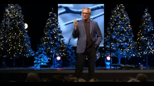 Bill Johnson - Christmas Message