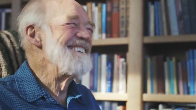 Eugene Peterson - In Between The Man ...