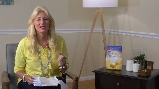 Releasing Heaven Masterclass - Session 15 - The Heavenly Courtroom