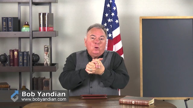 Episode 045-The Blood Covenant-Part 2-Bob Yandian Ministries-Student of the Word