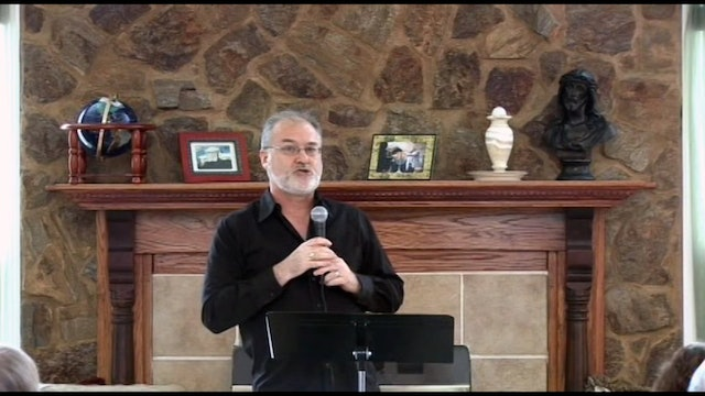 Prayer Storm - The Vision: Releasing the Global Moravian Lampstand - James Goll