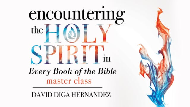 Encountering the Holy Spirit Ecourse