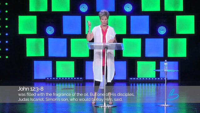 The Generous Life - Session 16 - Beth Jones
