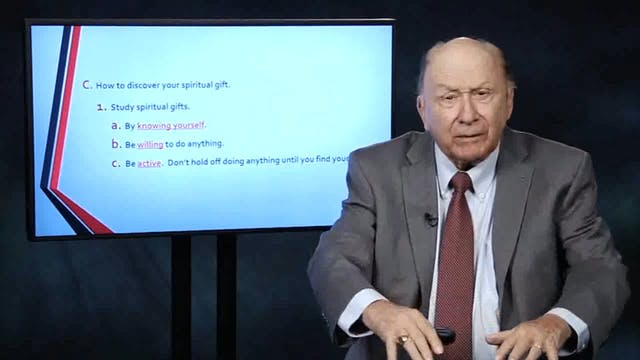 Introduction To The Christian Life - Session 11 - Dr. Elmer Towns