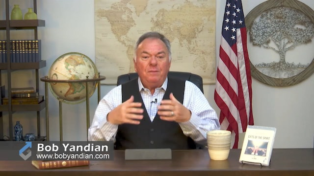 Episode 220-The Balance of Gifts and the Word-Part 5-Bob Yandian Ministries-Student of the Word