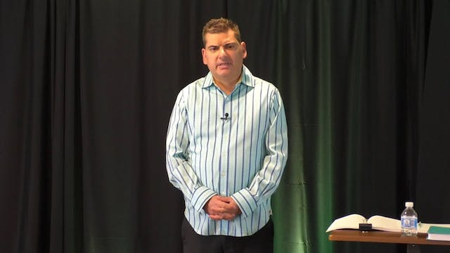 Accelerated Healing - Session 19 - Jo...