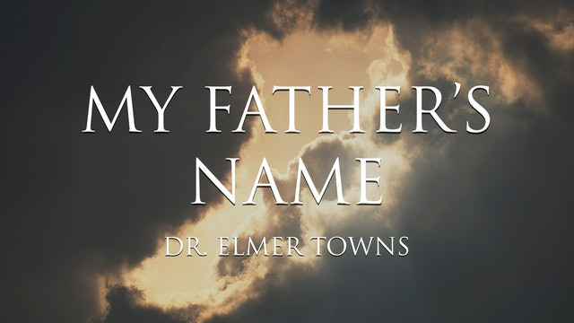 My Father's Name Ecourse