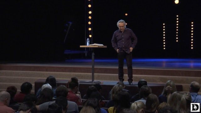Supernatural Power of a Transformed Mind - Session 7 - Bill Johnson
