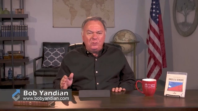 Episode 316-A Study of Angels-Part 3-Bob Yandian Ministries-Student of the Word